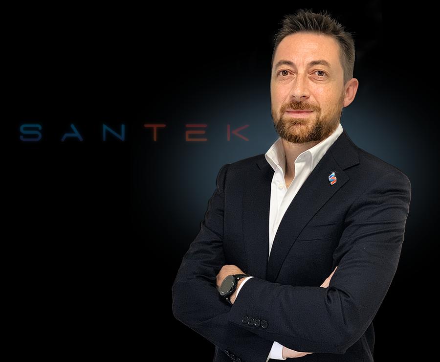 Alessandro Pavani - Fondatore di Santek